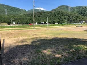 白山市中島町乙 土地の外観写真