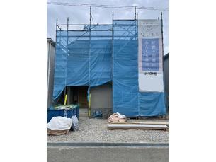 白山市千代野西8丁目 新築一戸建て ※2号棟の外観写真