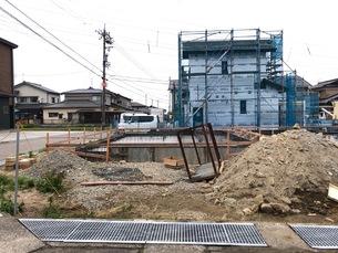 金沢市土清水1丁目 新築一戸建て ※1号棟の外観写真