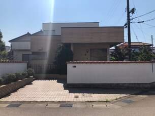 富山市森住町 中古一戸建ての外観写真