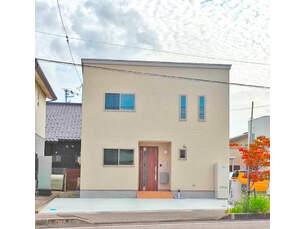 高岡市戸出町5丁目 新築一戸建て の外観写真
