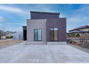 富山市大江干 新築一戸建て(SHPシリーズ プラス) ※76番8の外観写真