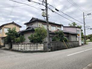 金沢市久安2丁目 土地の外観写真