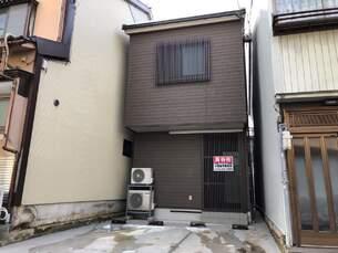 金沢市堀川町 未入居一戸建ての外観写真