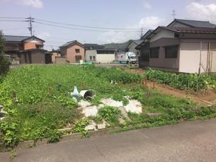 福井市安原町6字堀田 土地の外観写真