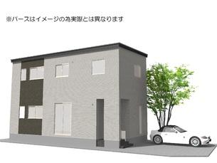金沢市有松2丁目 新築一戸建て(SHPシリーズ)の外観写真
