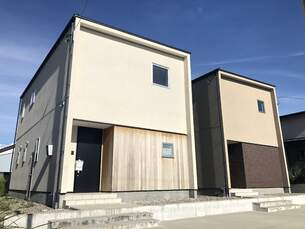 富山市太田字開割 未入居一戸建ての外観写真