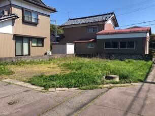 鯖江市上野田町1字堂田 土地の外観写真