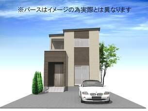福井市二の宮5丁目 新築一戸建て(SHPシリーズ) ※右棟