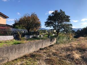 富山市上大久保字屋敷島割 土地の外観写真