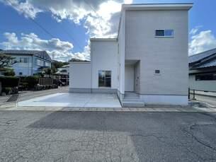 鯖江市水落町1丁目 新築一戸建て(SHPシリーズ)の外観写真