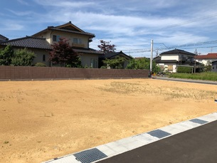 富山県富山市大江干 土地 ※76番10の外観写真
