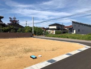 富山県富山市大江干 土地 ※76番11の外観写真