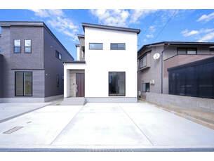金沢市額新町2丁目 新築一戸建て(SHPシリーズ) ※右棟の外観写真