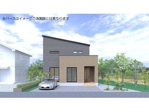 金沢市田上2丁目 新築一戸建て(SHPシリーズ)