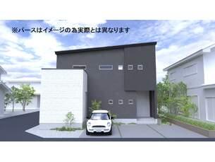 福井市福1丁目 新築一戸建て(SHPシリーズ) ※左棟の外観写真