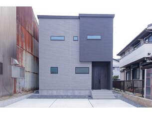 福井市足羽1丁目 新築一戸建て(SHPシリーズ)の外観写真