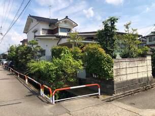 富山市奥田町字屋敷田 土地 ※1番24、1番25の外観写真