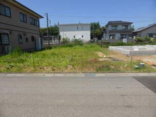 白山市湊町5号 土地の外観写真