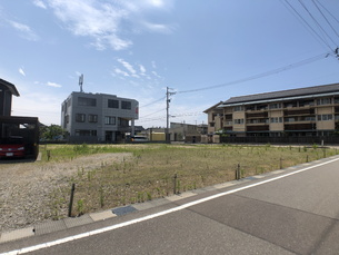 能美市大浜町井 土地の外観写真