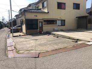 金沢市金石今町 土地