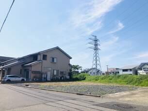 福井市城東3丁目 土地の外観写真